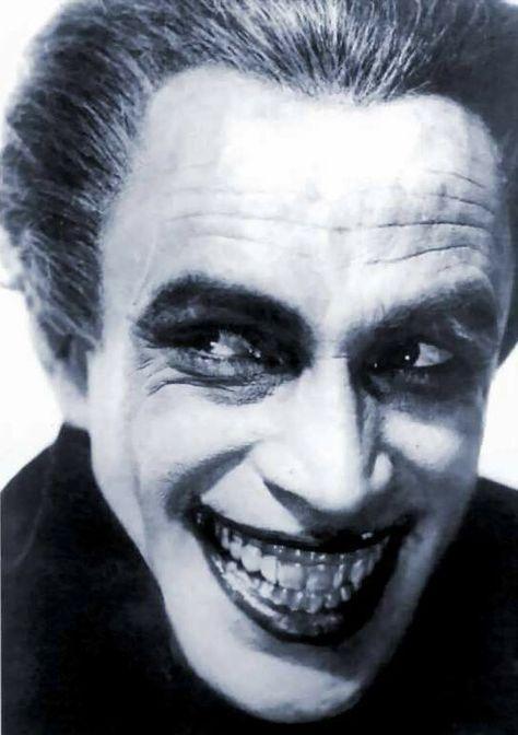 conrad veidt l'homme qui rit inspire le joker
