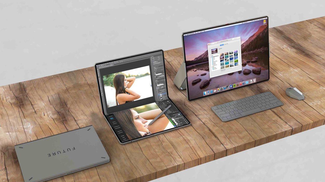 Apple travaillerait sur un iPad pliable compatible avec la 5G