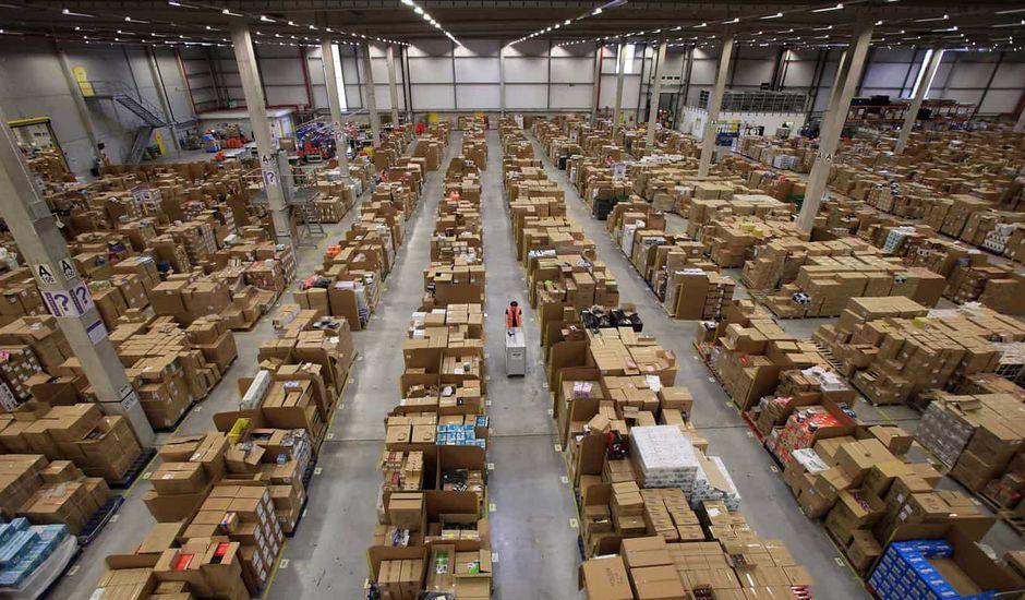 Un accident dans un entrepôt Amazon entraine l'hospitalisation de 24 employés