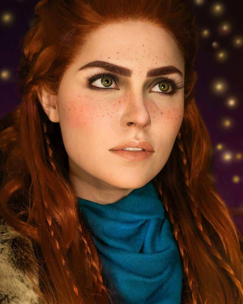 cosplay Horizon Zero Dawn Elisabet Sobeck