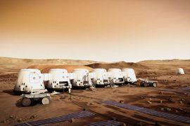 La société Mars One est déclarée en faillite.