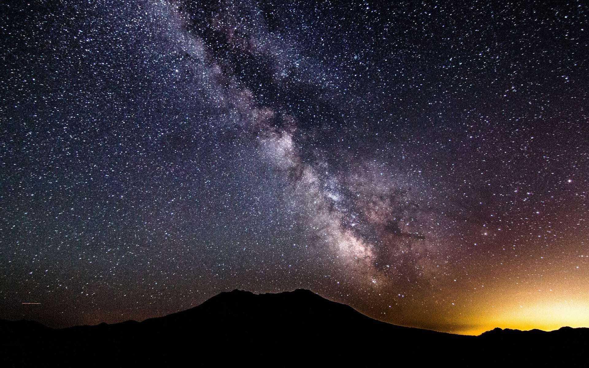 Et Si La Voie Lactée Avait Explosé Il Y A 35 Millions D