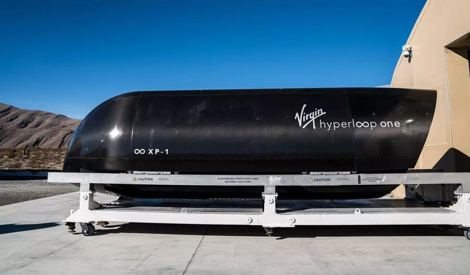 Virgin Hyperloop One Inde