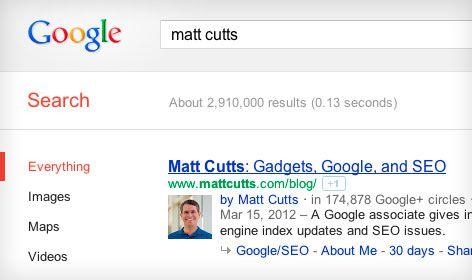 SEO Google Autorship