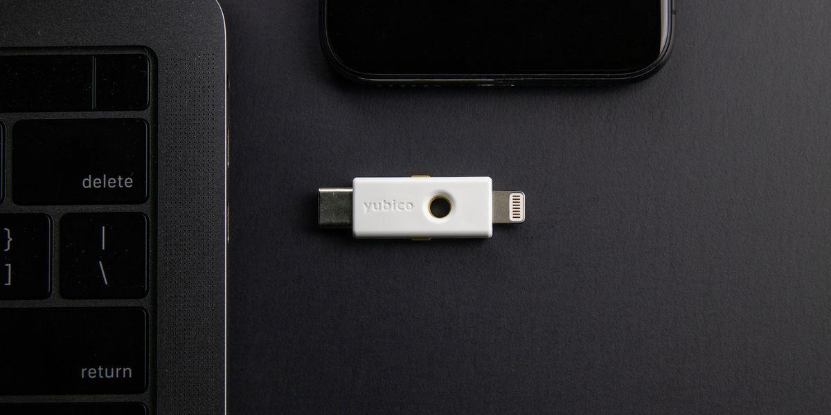 Yubico Authentificator prend désormais en charge les clés NFC sur iOS