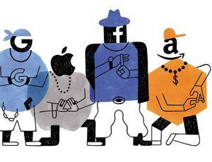 Les géants du web dans le viseur de la justice américaine.