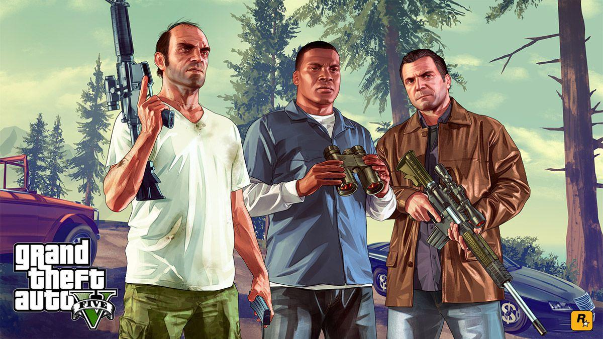 GTA 5 continue toujours à vendre six ans plus tard
