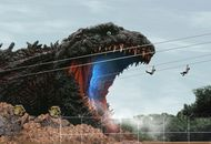 Godzilla Attraction Japon