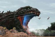 Godzilla Attraction Japon