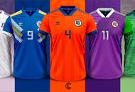 Maillots de foot dragon ball z