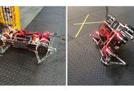 Google dévoile un algorithme capable d'apprendre à un robot comment marcher seul.
