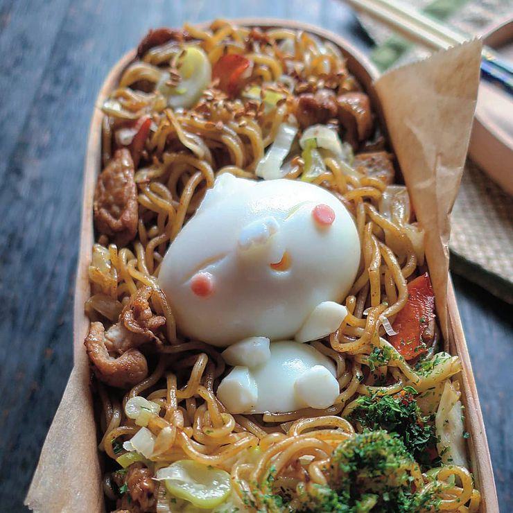 instagram maman cuisine plats trop mignons pixar