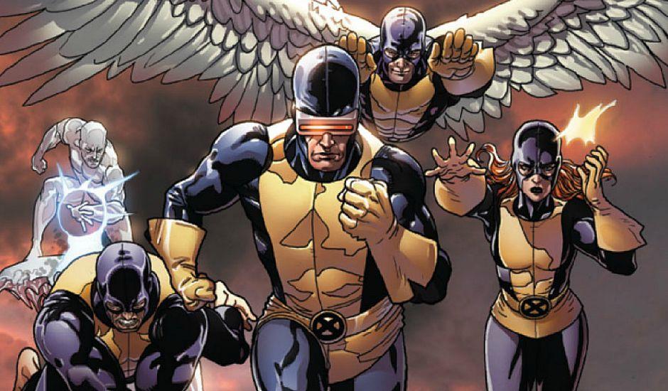 La collection X-Men Funko Pop