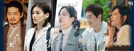 Remake Casa De Papel Coréen