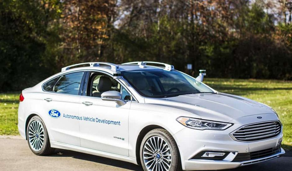 division Ford Autonomous Vehicles