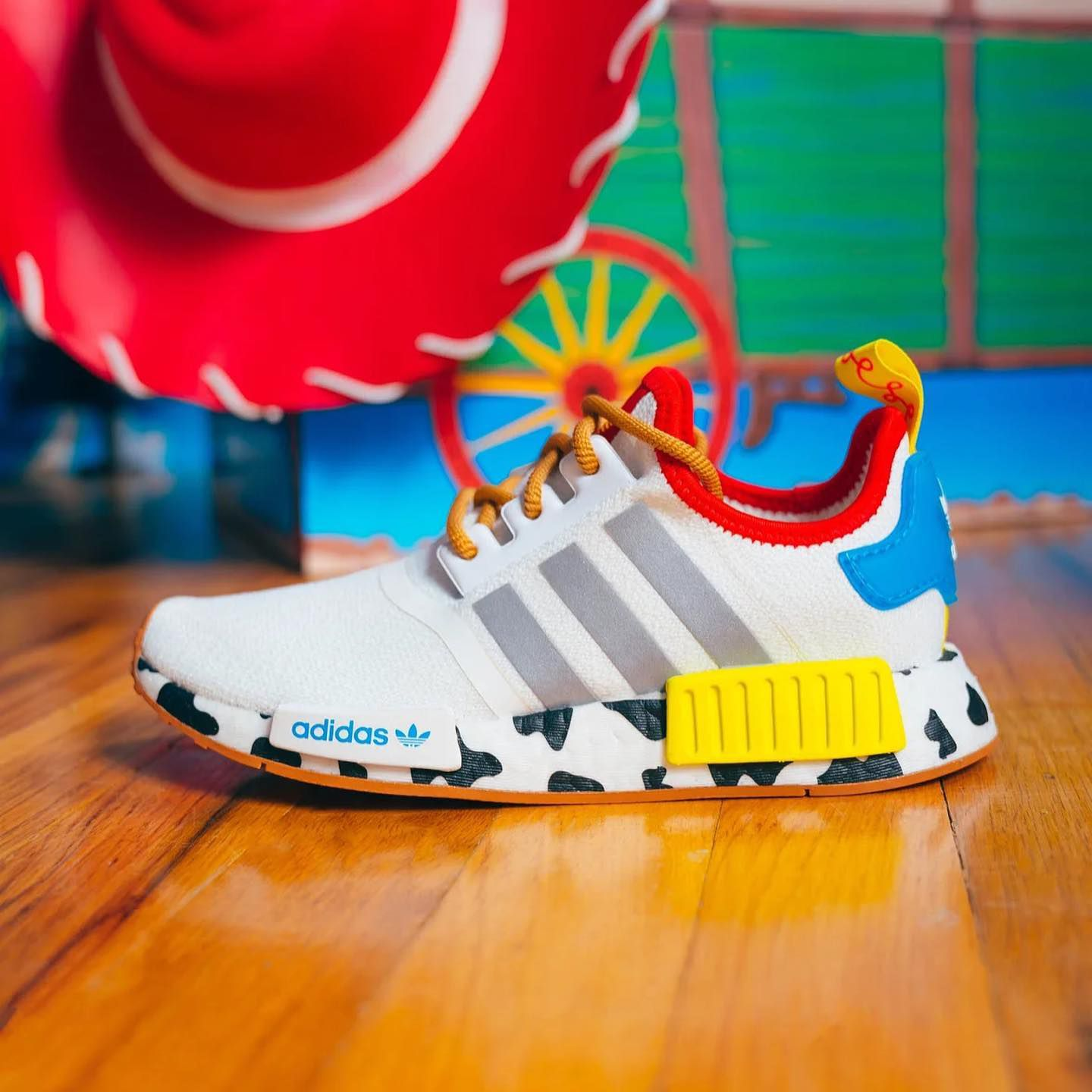 collection toy story adidas