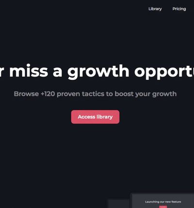 GrowthList présentation