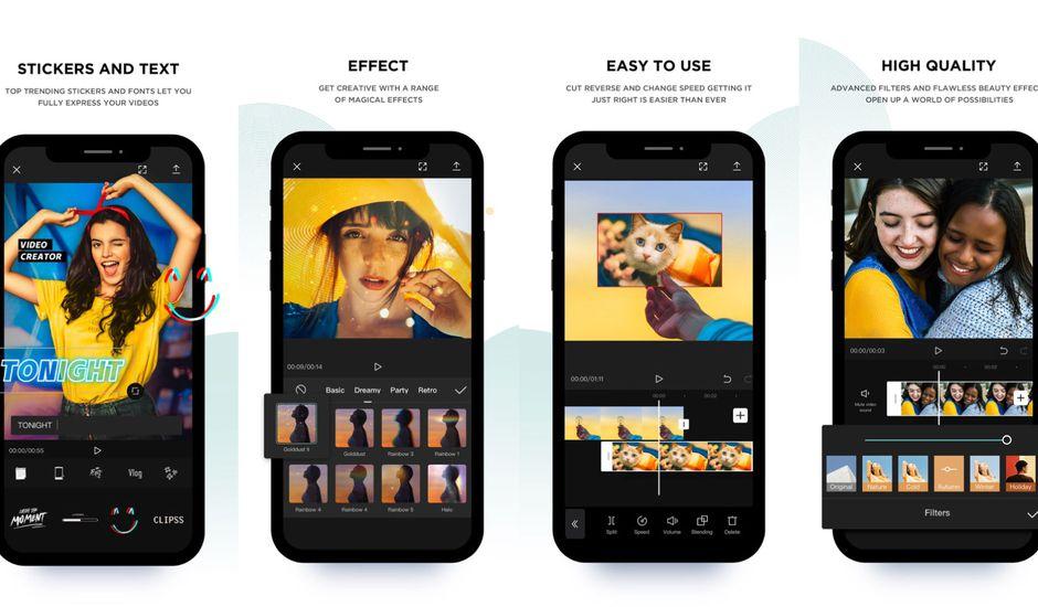 Visuels présentant Viamaker sur l'App Store