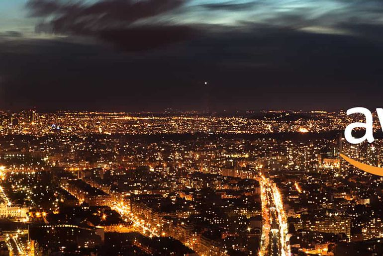 Amazon Web Services Paris