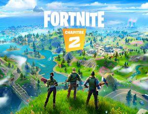 Fortnite : image d'illustration du chapitre 2 saison 1 du jeu
