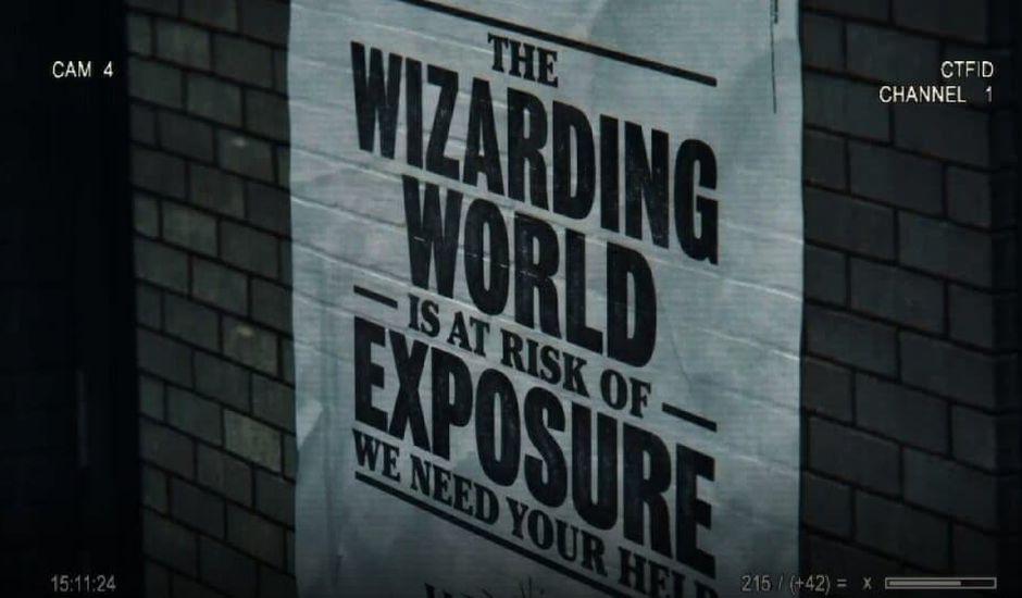 Garder son pseudo Pokémon Go pour le jeu Harry Potter : Wizard Unite