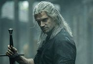 geralt de riv henry cavill the witcher netflix