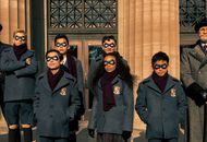 Personnages de The Umbrella Academy