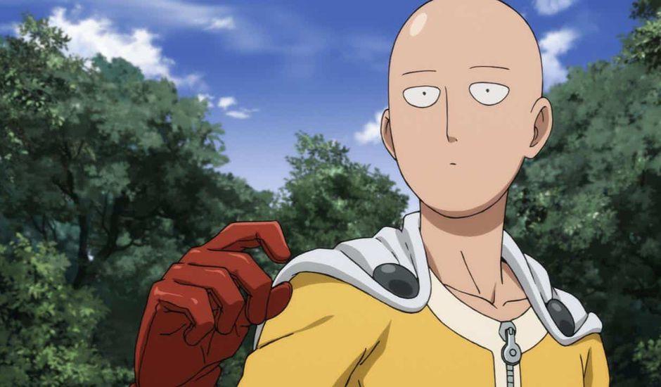 one punch man en anime saison 2 annoncé pour 2020