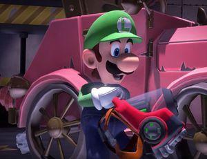 Gameplay Luigi's Mansion 3