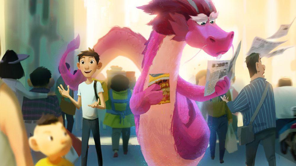 Les projets de Sony Pictures Animation