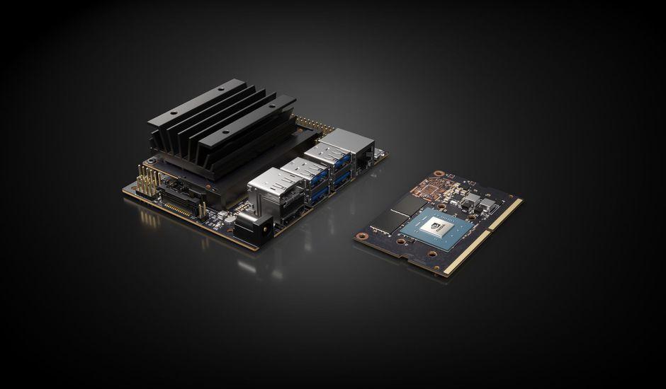 Le Jetson Nano : l'ordinateur IA à 99 $.