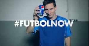 Messi #futbolnow
