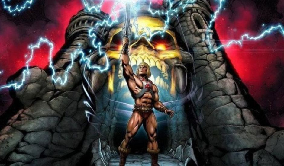 Masters of the Universe série animée sur Netflix