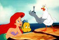 Halle Bailey dans le rôle d'Ariel la petite sirène