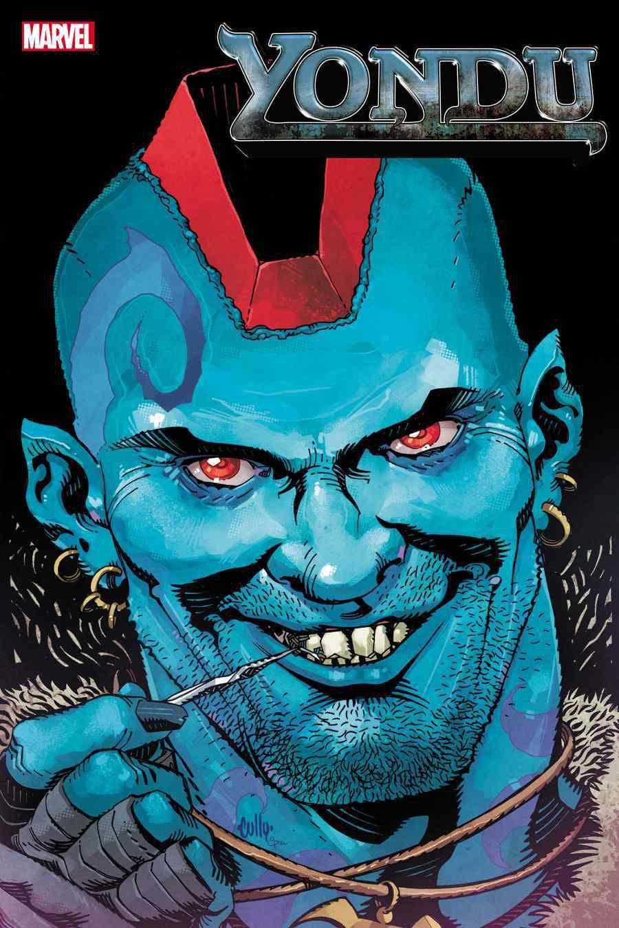 Yondu va avoir droit à sa série de comics en solo