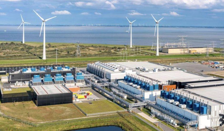 L'activité des data centers de Google s'accorde avec les énergies ...