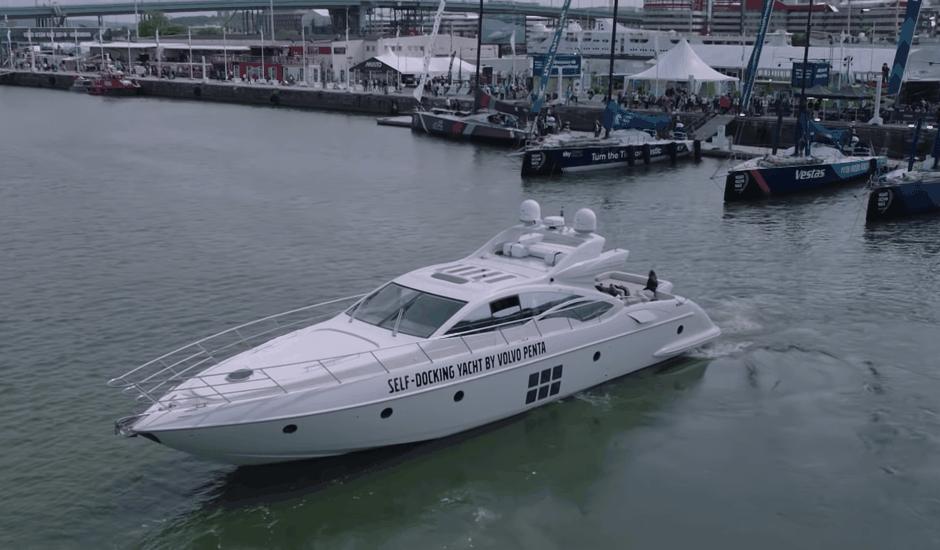 Volvo Penta Yacht