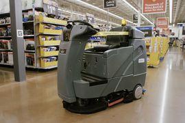 Walmart va intégrer des robots dans ses magasins.