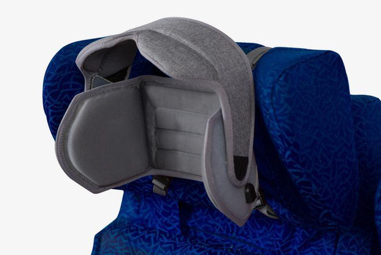 NapUp Fly le gadget pour bien dormir en avion