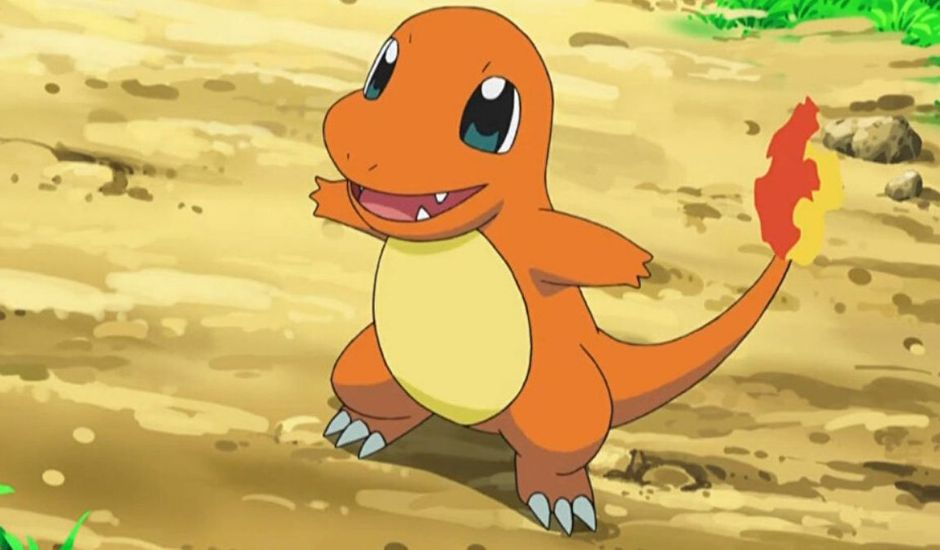 salameche pokemon origine