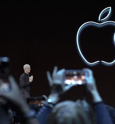 Le CEO d'Apple Cupertino à la WWDC le 3 juin 2019. Source : linternaute.com