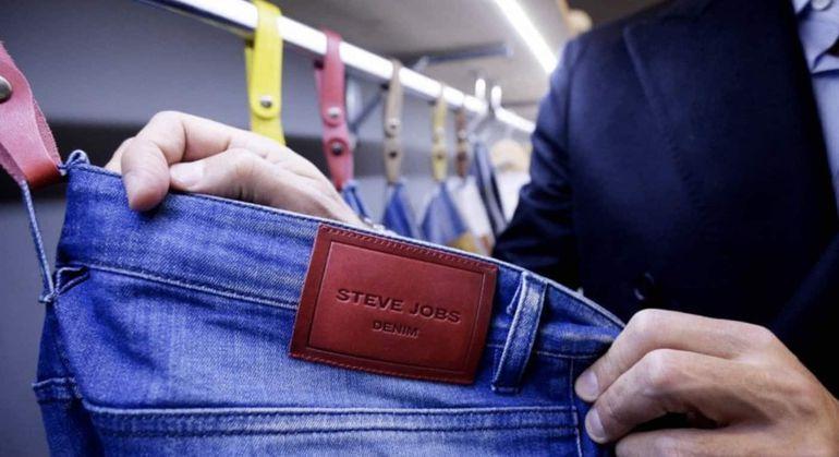 jeans steve jobs