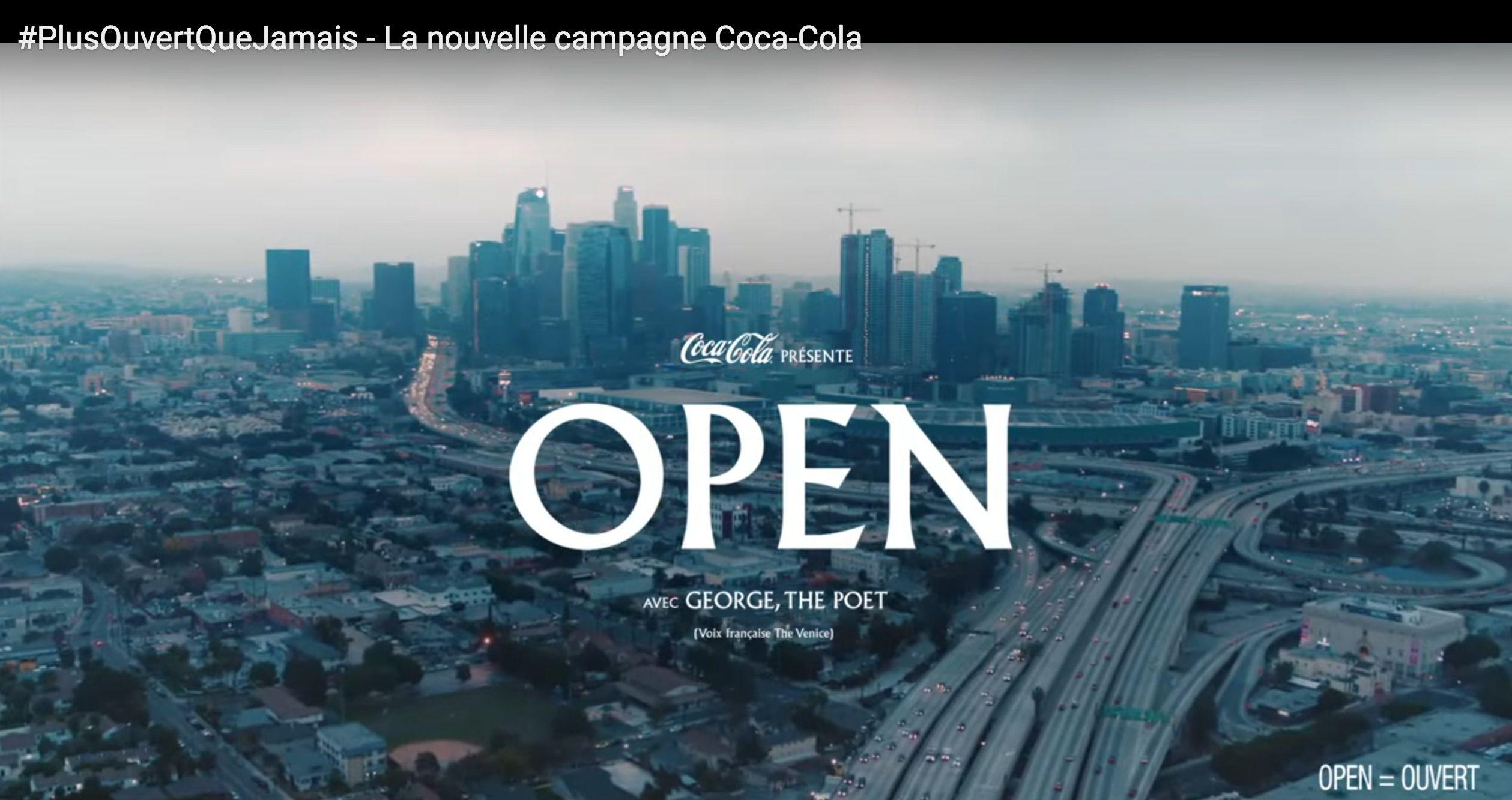 Capture d'écran bande-annonce de Coca-Cola