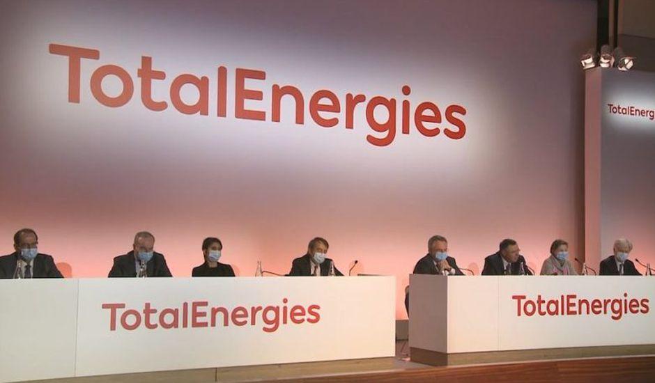Total change de nom pour devenir Total Energies