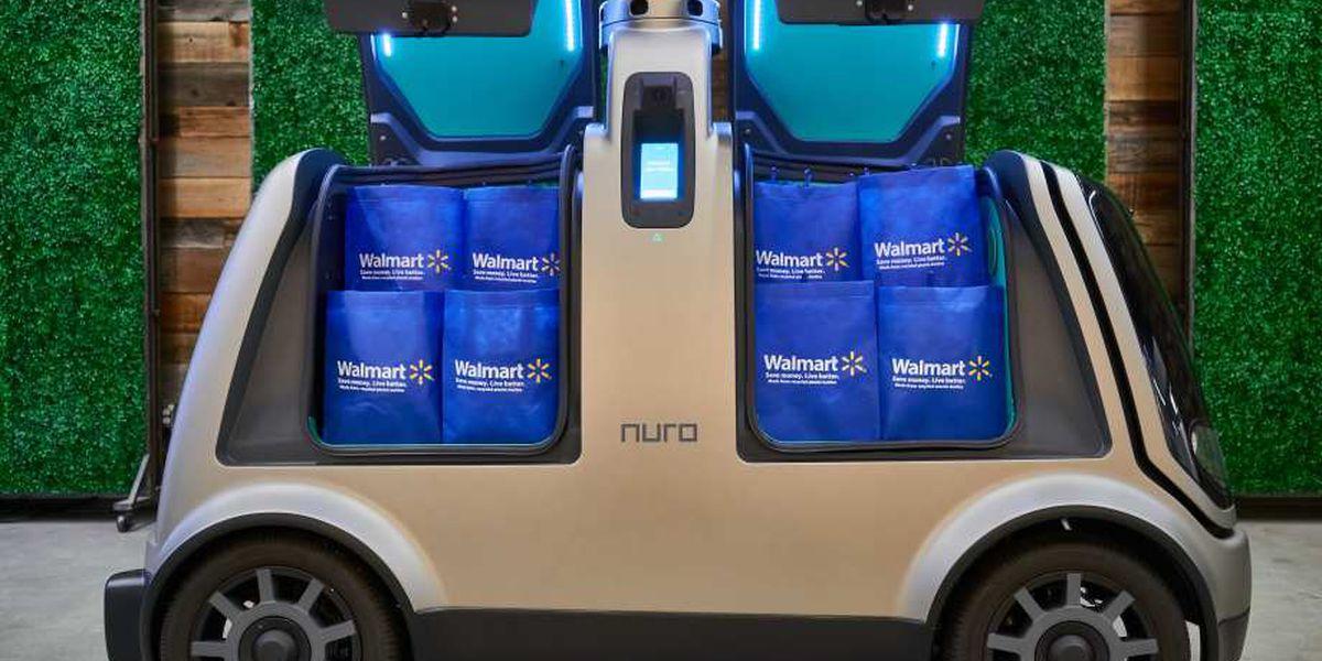 Walmart va tester la livraison en véhicule autonome à Houston