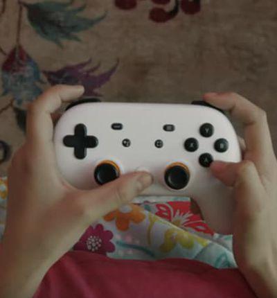 google stadia plateforme streaming gaming