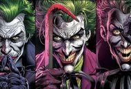 Les trois Jokers de DC