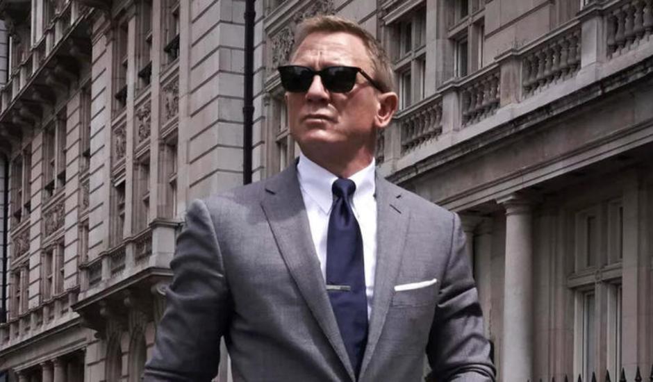 James Bond, le film sortira le 11 novembre