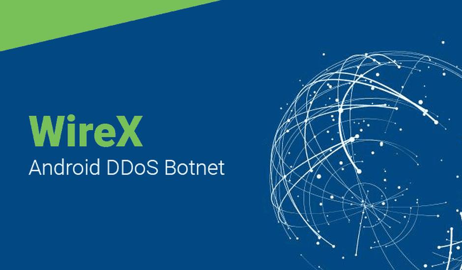 WireX botnet attaque DDoS