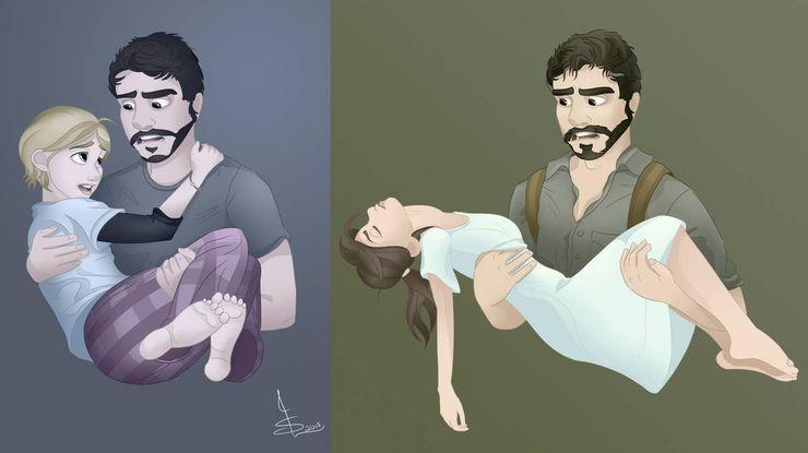 The Last Of Us façon Disney